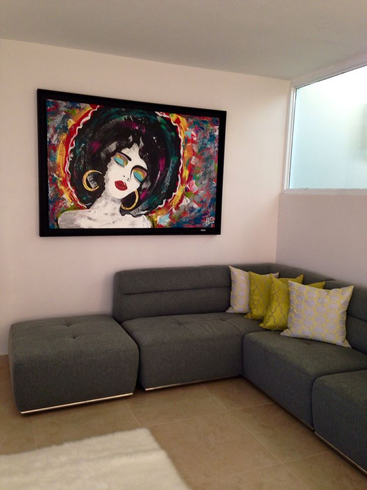 Canvas Mujer