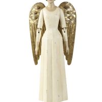 angel decor statue